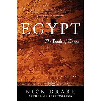 Egypt - The Book of Chaos by Nick Drake - 9780060765958 Book