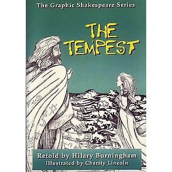 The Tempest by Hilary Burningham - 9781783221004 Book