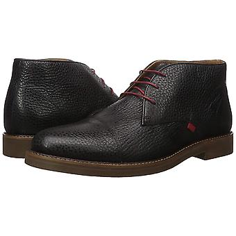 MARC JOSEPH NEW YORK Men's Leather Luxury Lug Boot Ankle