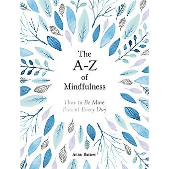 AZ of Mindfulness by Anna Barnes