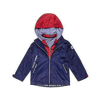 Alouette Boys' Sleeveless Jacket With Removable Hood