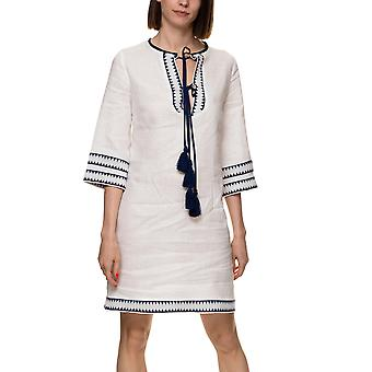 Aggel Knitwear Women's Linen Dress