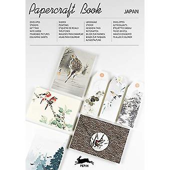 Japani - Papercraft Kirja Pepin Van Roojen - 9789460094026 Kirja