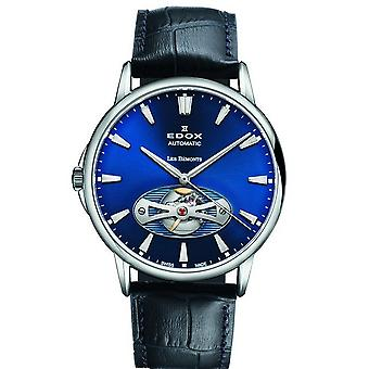 Edox Watches Les Bémonts Men's Watch Open Heart 85021 3 BUIN