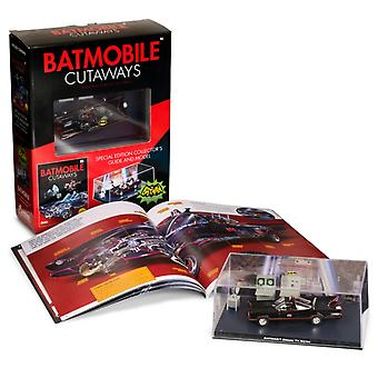 Batmobile Cutaways de Alan Cowsill