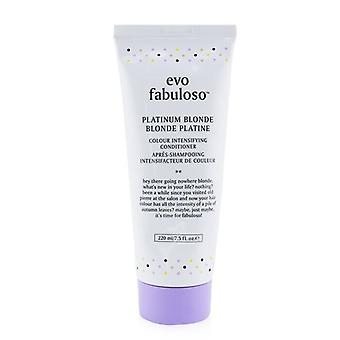 Evo Fabuloso Kleur intensiverende conditioner - # Platinum Blonde 220ml/7.5oz