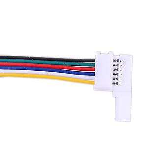 Jandei LED strip connector RGBW WW 17cm 6-draads druk