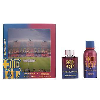 FC Barcelona - FC Barcelona Geschenkset EDT 100 ml und Deospray FC Barcelona 150 ml - 100ML