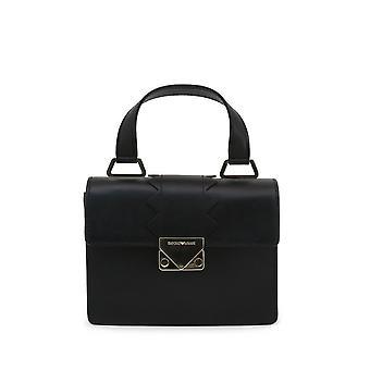 Emporio Armani - tasker - håndtasker - Y3B075-YDC1A-80001-BLACK - damer - sort, guld
