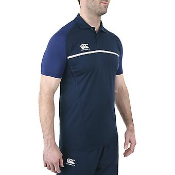 Canterbury Mens Pro Dry Senior Vapodri Moisture Wicking Polo Shirt