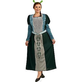 Prinsessa Fiona aikuinen puku