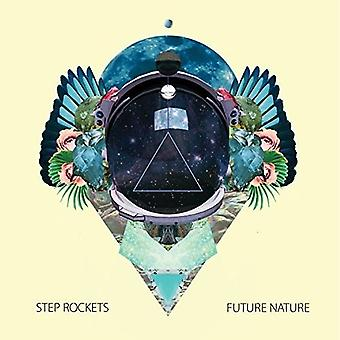 Step Rockets - Future Nature [CD] USA import