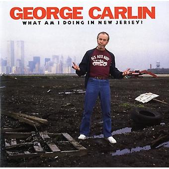 George Carlin - What Am I Doing in New Jersey? [CD] USA import