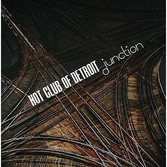 Hot Club of Detroit - Junction [CD] USA import