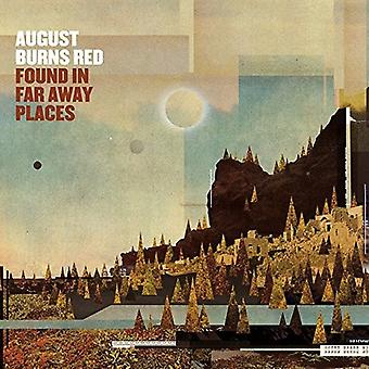 August Burns Red - Found in Far Away Places [CD] USA import