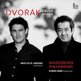 Cello Works [CD] USA import