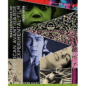 Masterworks of American Avant-Garde Experimental [Blu-ray] USA import