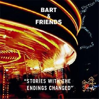 Bart & Friends - Stories with the Endings Changed [CD] USA import