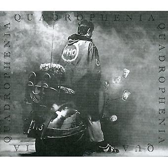 Who - Quadrophenia [CD] USA import