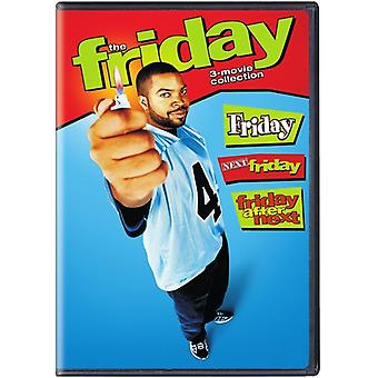 Friday 1-3 Collection [DVD] USA import