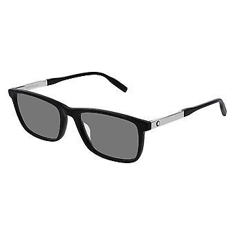 Montblanc MB0021O 001 Black Glasses