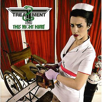 Treatment - This Might Hurt [CD] USA import