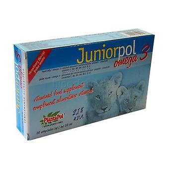 Junior Pol 20 ampullen