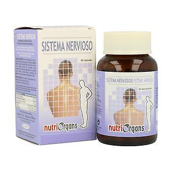 NutriOrgans Nervous System 60 capsules