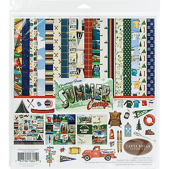 Carta Bella Sommer Camp 12x12 Tommer Collection Kit