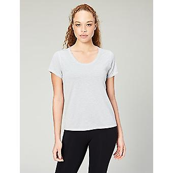 Brand - Core 10 Women's 'Lighter Than Air' Performance Open Back T-Shi...