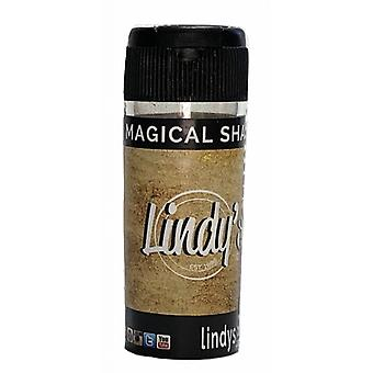 Lindy's Sello Banda Antiguo Oro Magical Shaker