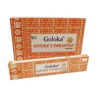 Goloka Nature's Parijatha Incense 15 g