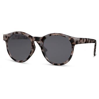 نظارات شمسية للجنسين حول كات. 3 بني/ أسود