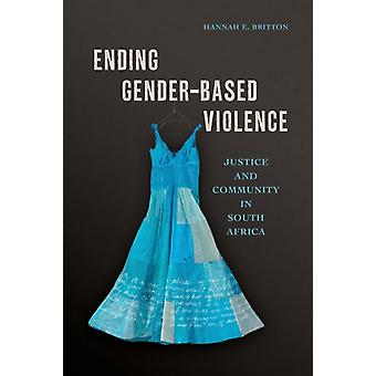 Ending GenderBased Violence by Britton & Hannah E.