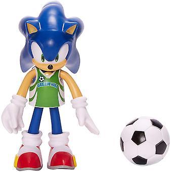 Sonic The Hedgehog Bendable Figure Toy Figure 10cm