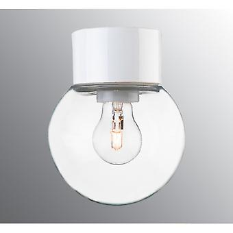 Ifo Electric Classic Globe Clear Glass ø180
