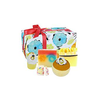Bomb Cosmetics Gift Pack - Bee-autiful