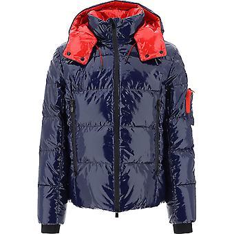 Tatras Mtla20a4104d40 Men's Blue Nylon Down Jacket