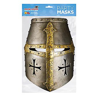 Mask-arade Knight Party Mask