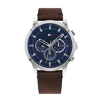 Montre Homme  Tommy Hilfiger 1791797 Cuir