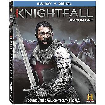 Knightfall: Sæson 1 [Blu-ray] USA import