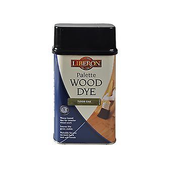 Liberon Palette Wood Dye Tudor Oak 500ml LIBWDPTO500