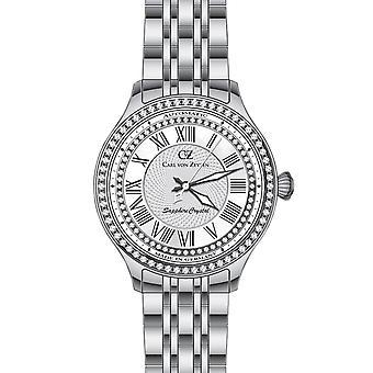 Carl von Zeyten Women's Watch Wristwatch Automatic Hornberg CVZ0068WHMB