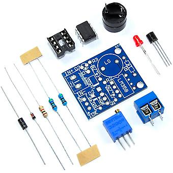 IC Station Voltage Drop Alarm DIY Kit