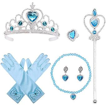 7pcs/lot Baby Accessories-dress Up Jewelry Set