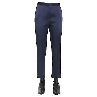 Haider Ackermann 1741410138059 Women's Blue Acetate Pants