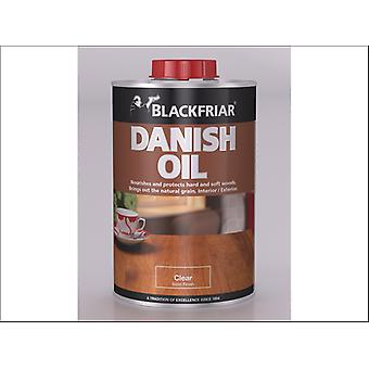 Blackfriar Danish Oil Clear 250ml