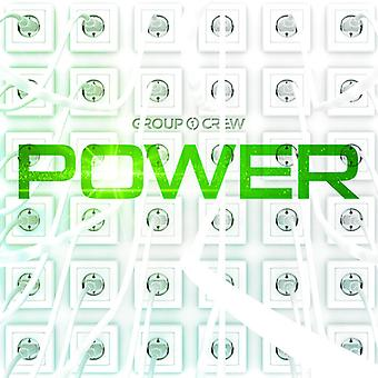Group 1 Crew - Power [CD] USA import