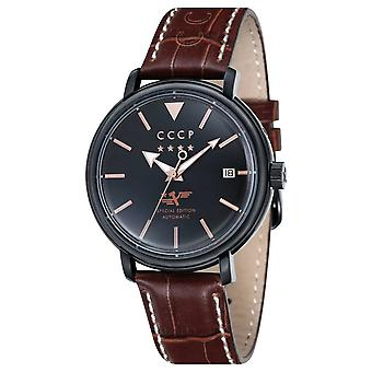 Heritage - cp-7020-05 Watch for Analog Quartz Men with Cowhide Bracelet CP-7020-05