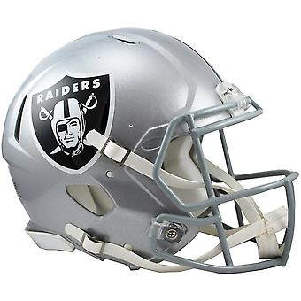 Riddell Speed Authentic Helmet - NFL Las Vegas Raiders